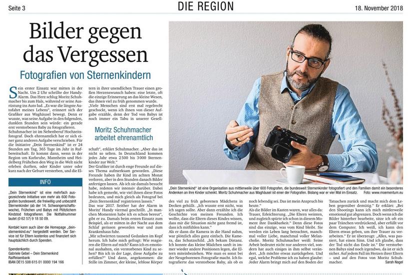 Sternenkind Interview